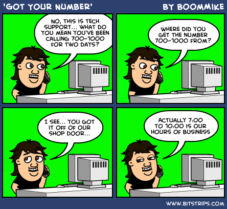 'Got Your Number'