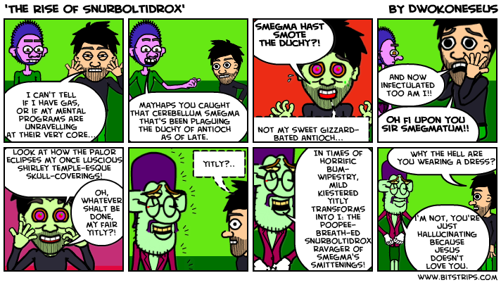 'The Rise of Snurboltidrox'