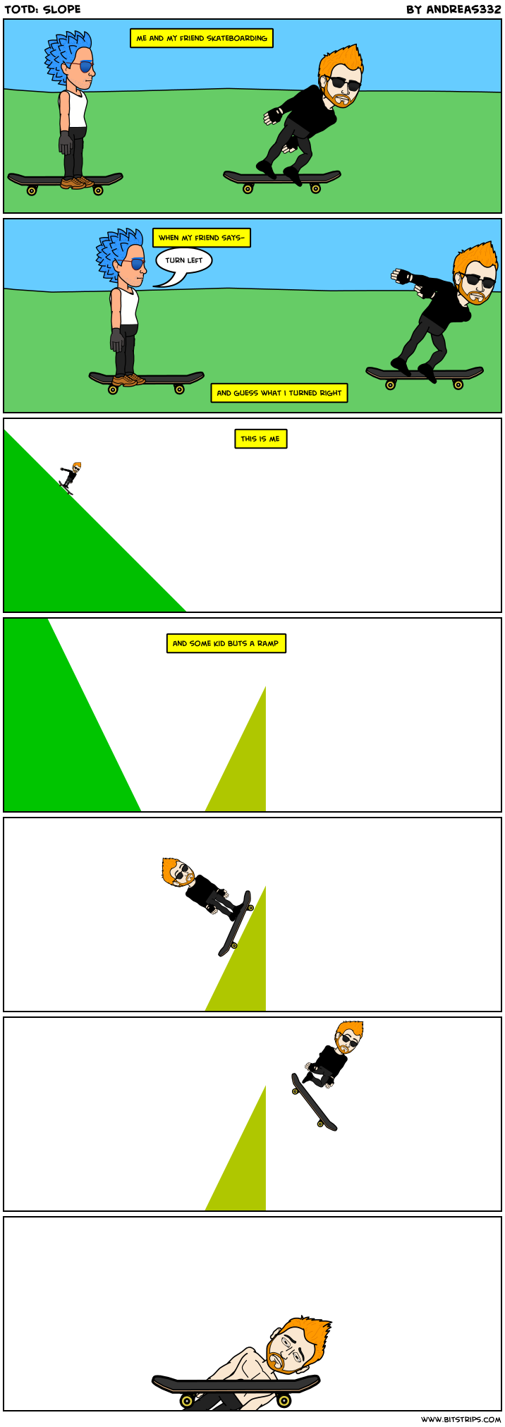 TotD: Slope