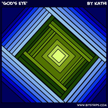 'God's Eye'