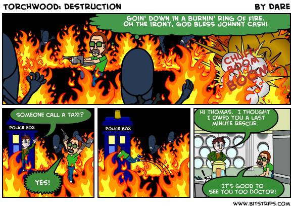Torchwood: Destruction