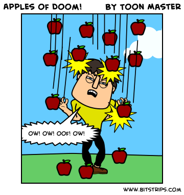 Apples of Doom!