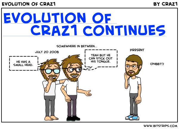 Evolution of Craz1