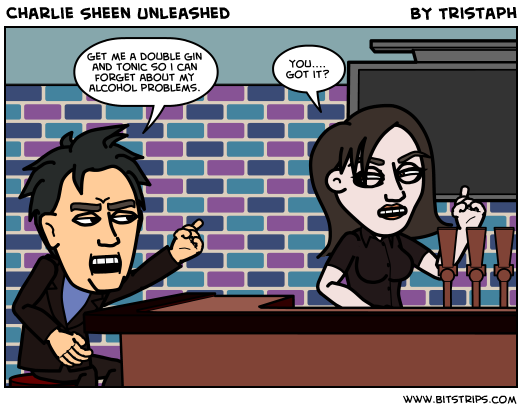 Charlie Sheen Unleashed