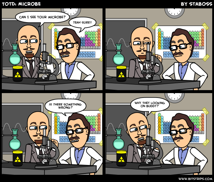 TotD: Microbe
