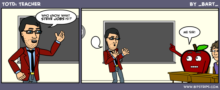 TotD: Teacher