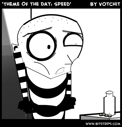 'Theme Of the Day: Speed'