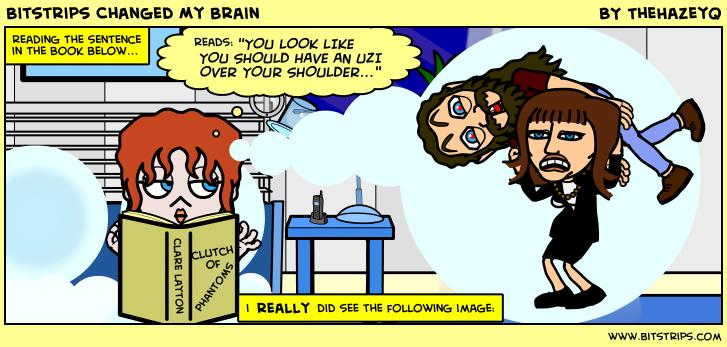 Bitstrips Changed My Brain