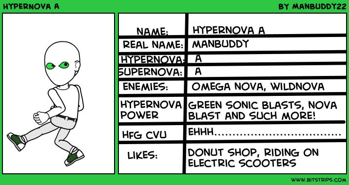 HyperNova A