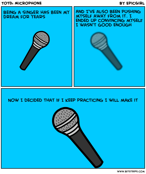 TotD: Microphone