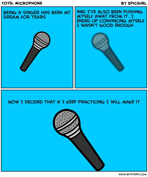 TotD: Microphone