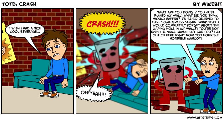 TotD: Crash