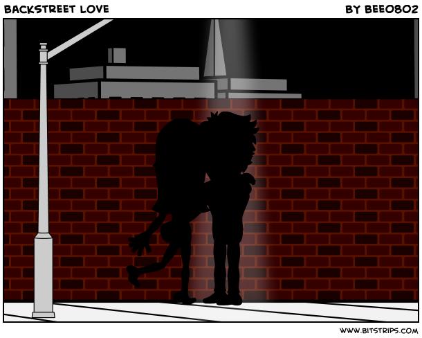 backstreet love
