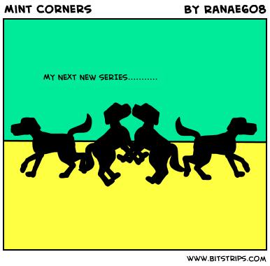 ~Mint Corners~