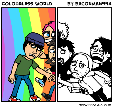 Colourless World