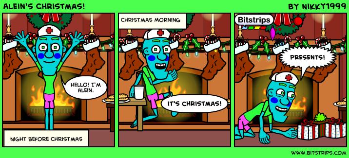 Alein's Christmas!