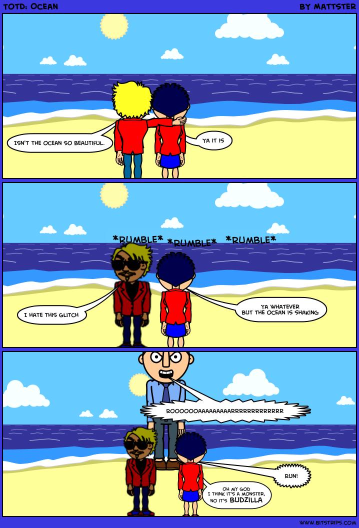 TotD: Ocean