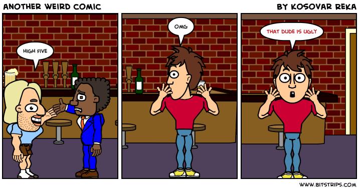 another weird comic