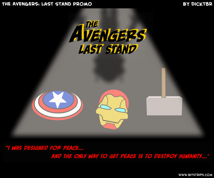 The Avengers: Last Stand Promo