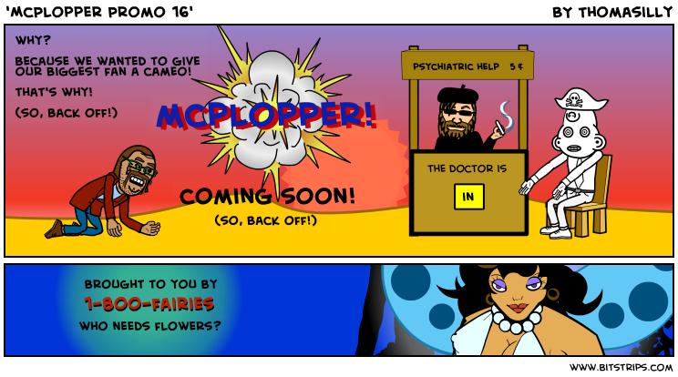 'McPlopper Promo 16'