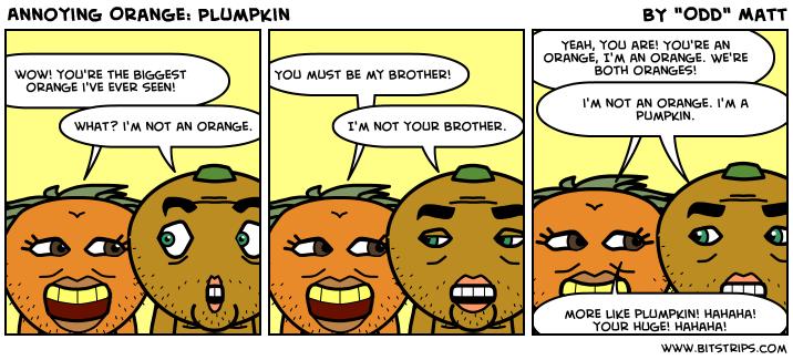 annoying orange comics - photo #29