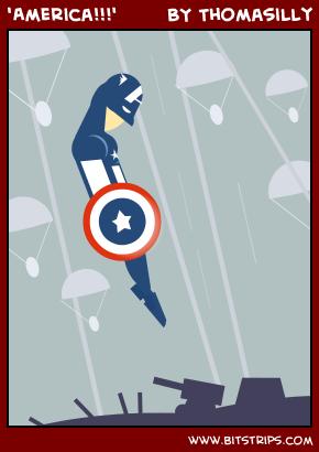 'America!!!'
