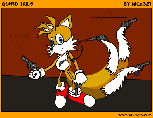 guned Tails