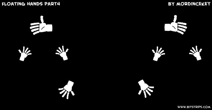 floating hands part4