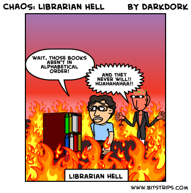 CHAOS: Librarian Hell