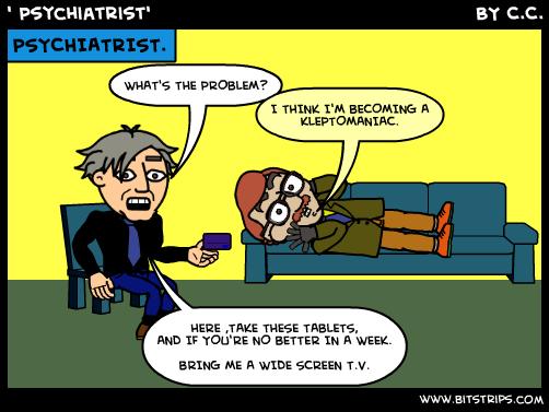 ' Psychiatrist'