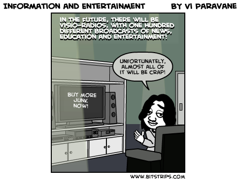 Information and Entertainment