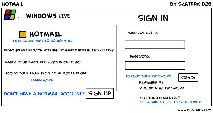 Hotmail.Fi Sign In