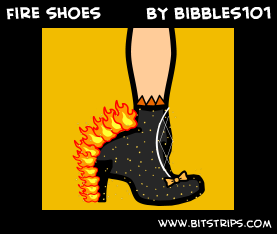 fire shoes