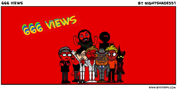 666 views