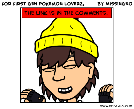 for first gen pokemon loverz,