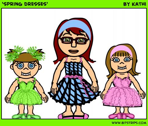 'spring dresses'