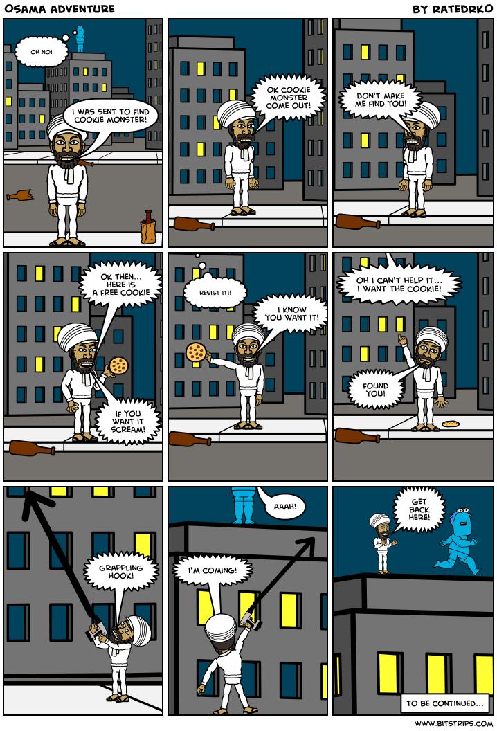 Osama adventure