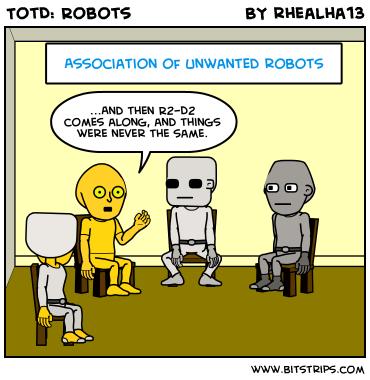 TotD: Robots