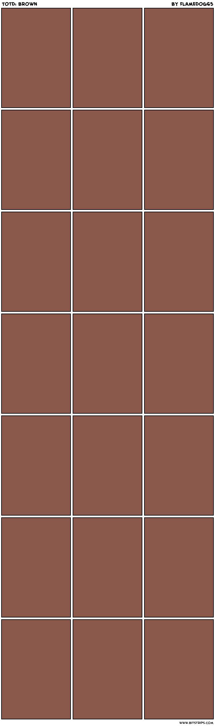 TotD: Brown