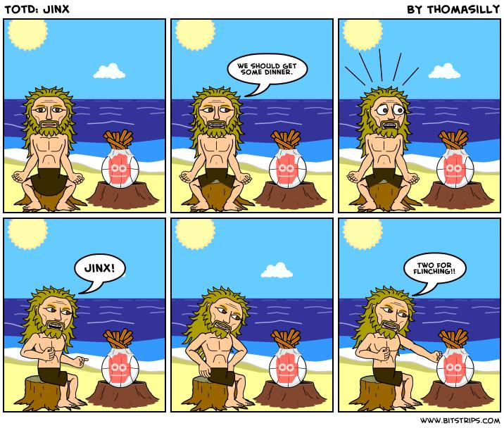 TotD: Jinx