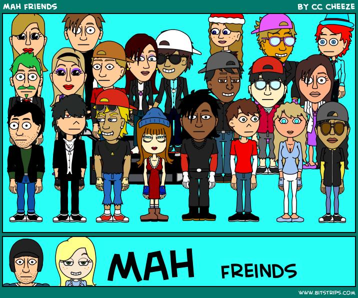 Mah friends