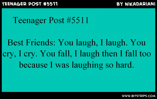 Teenager Post #5511