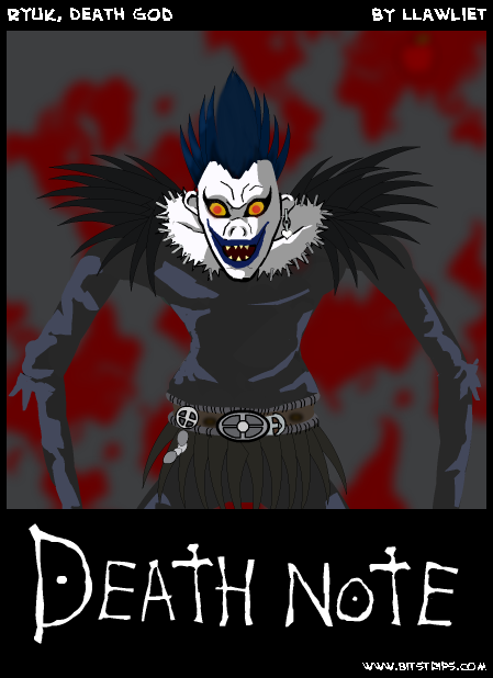 Ryuk, Death God