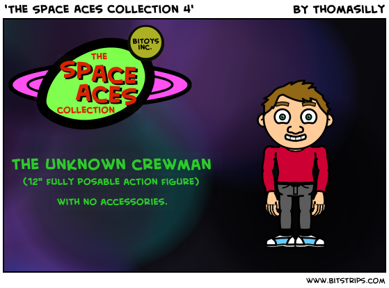 'The Space Aces Collection 4'
