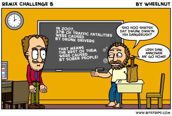 Remix Challenge 8