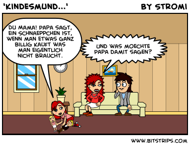 'Kindesmund...'