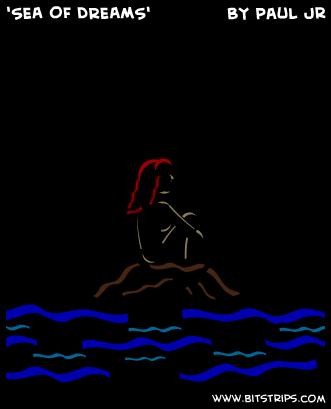 'SEA OF DREAMS'