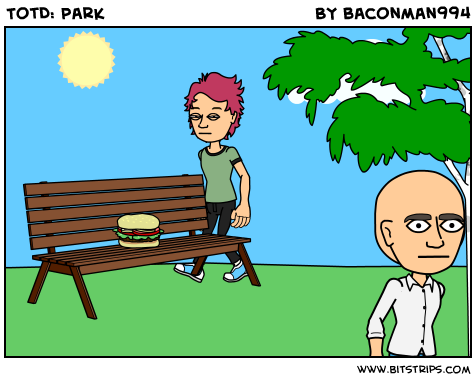 TotD: Park