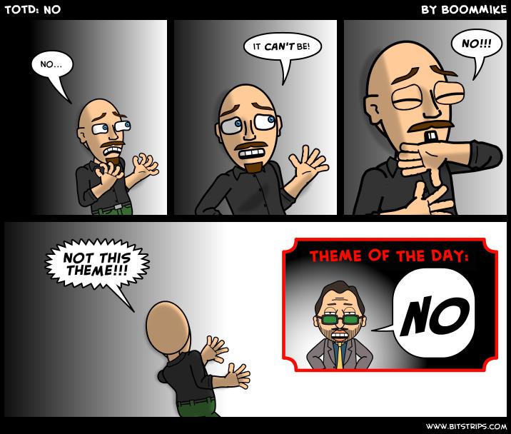 TotD: No