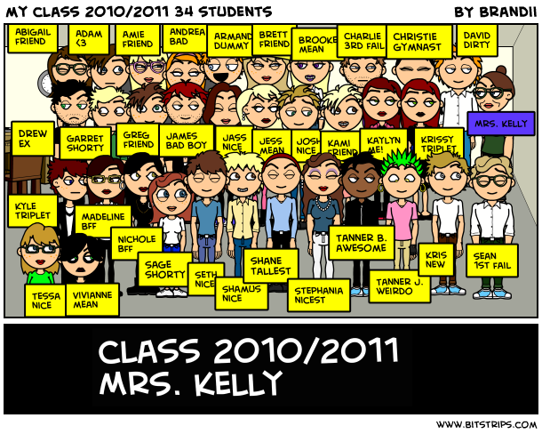 my class 2010/2011 34 students